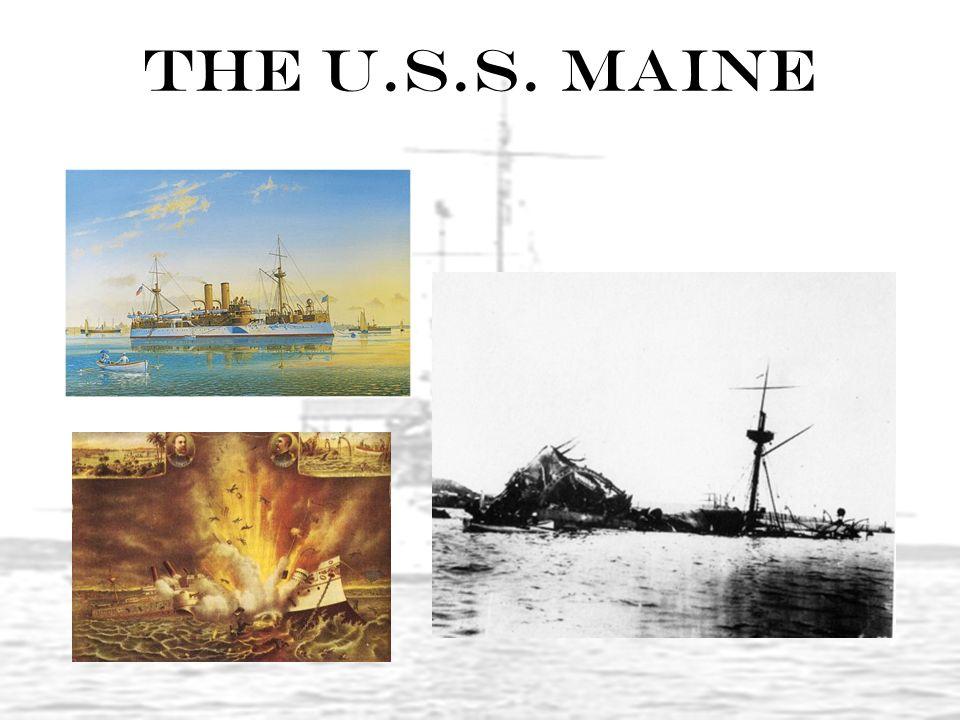 The U.S.S. Maine