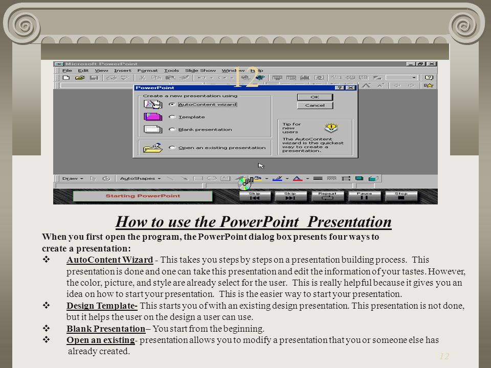 Powerpoint apply template to existing presentation 2003 image how to apply powerpoint template to existing presentation 2003 table of contents learning powerpoint ppt download toneelgroepblik Gallery