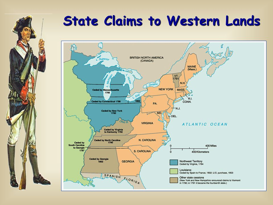 State Claims to Western Lands
