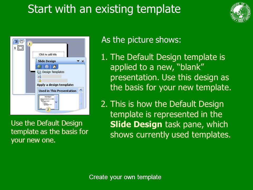 new design templates