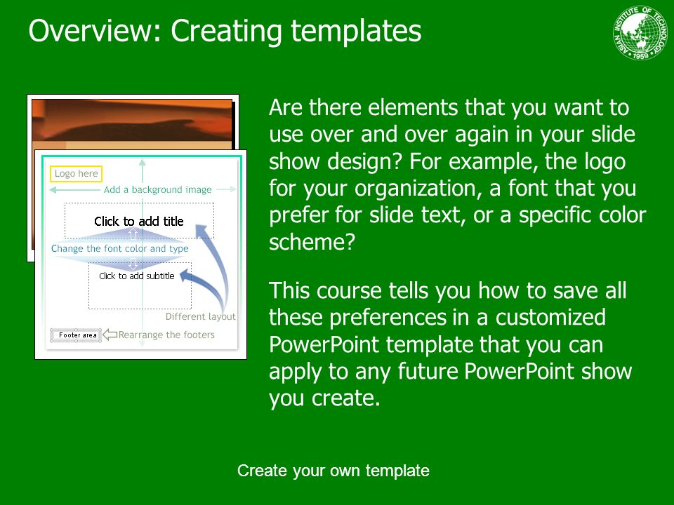 Create your own template ppt download for How to make my own powerpoint template