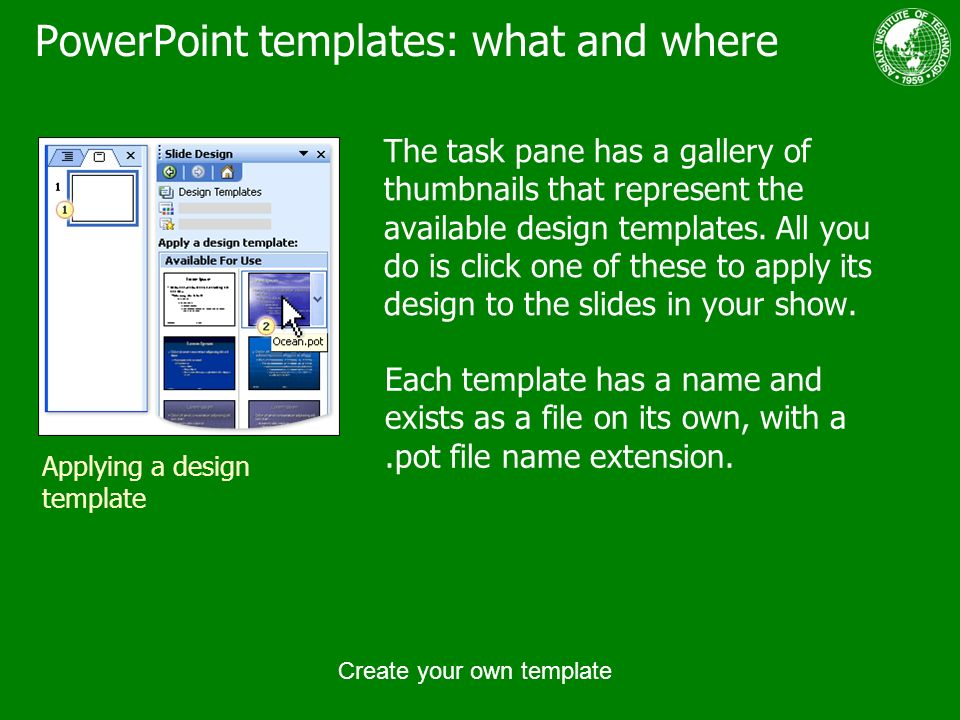 Create your own template ppt download 8 powerpoint toneelgroepblik Choice Image