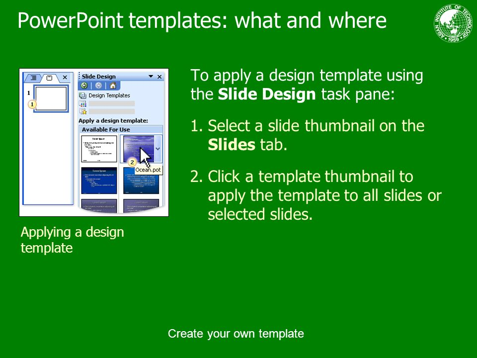 powerpoint template apply images - powerpoint template and layout, Modern powerpoint