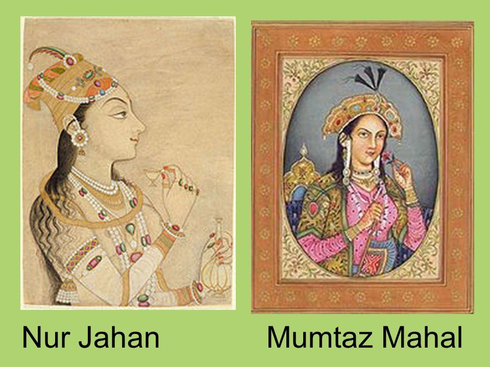 Nur Jahan Mumtaz Mahal
