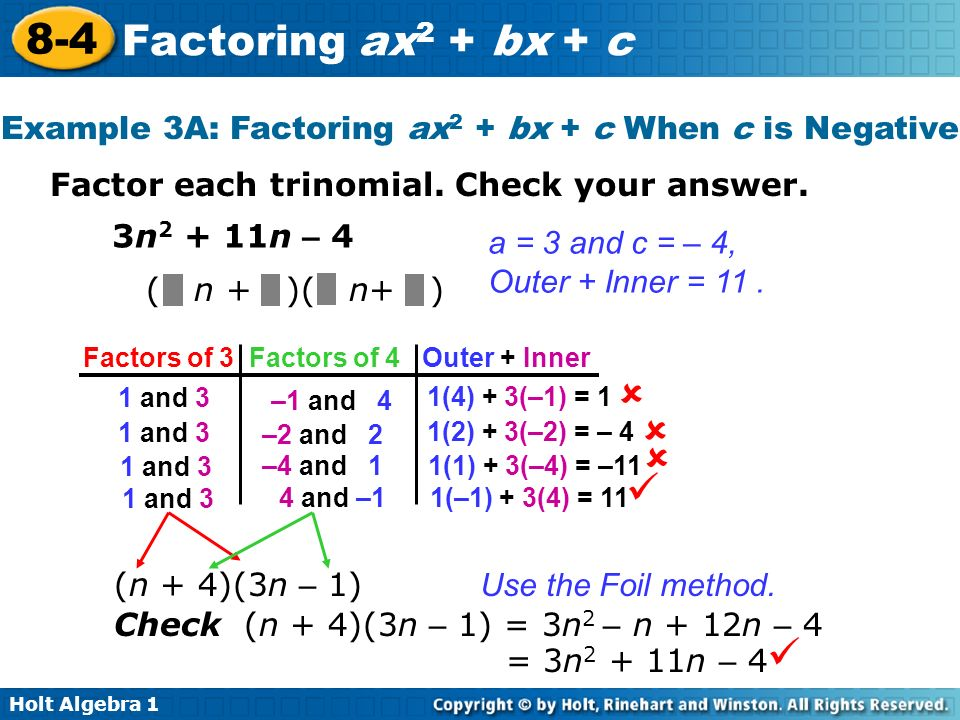 Worksheets Factoring Trinomials Of The Form Ax2 Bx C Worksheet factoring trinomials of the form ax2 bx c worksheet answers x2 samsungblueearth polynomials study resources