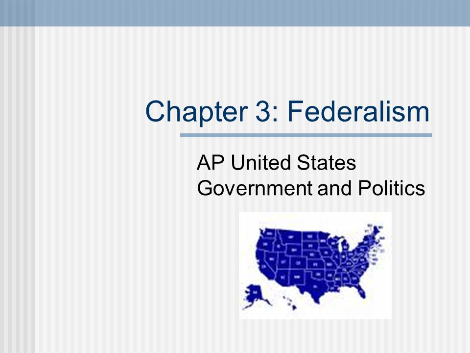 AP United States Government and Politics