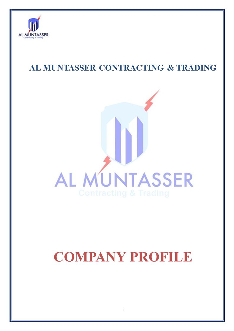 AL MUNTASSER CONTRACTING & TRADING