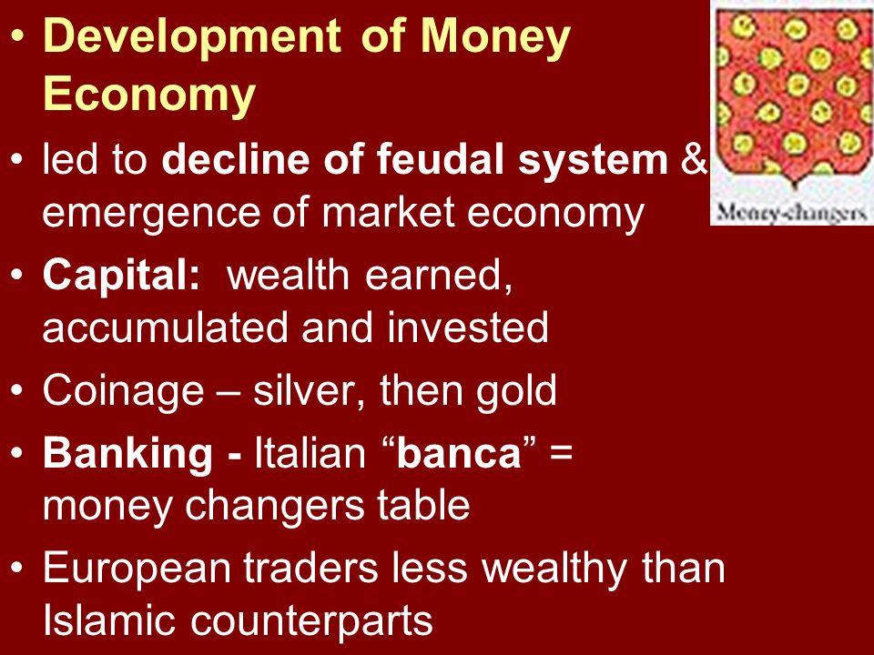 Development of Money Economy
