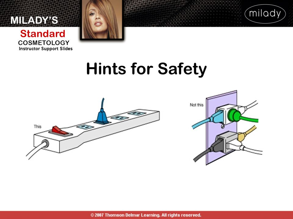 Hints for Safety