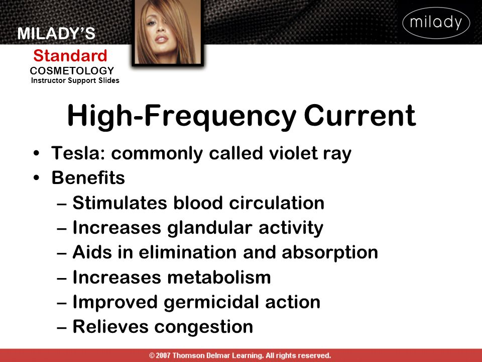 High-Frequency Current