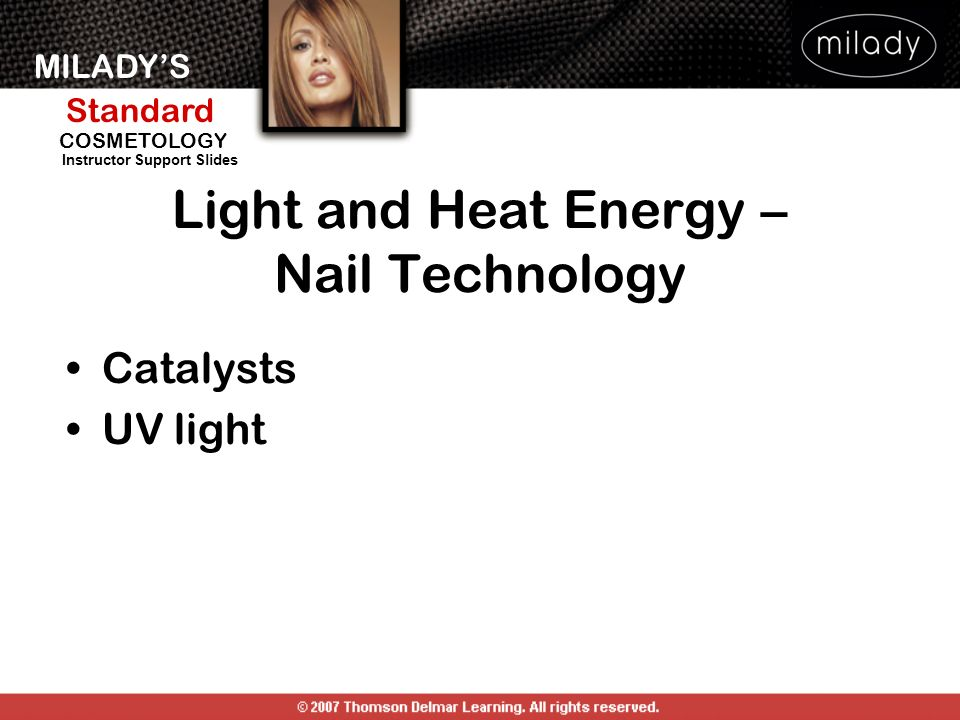 Light and Heat Energy – Nail Technology