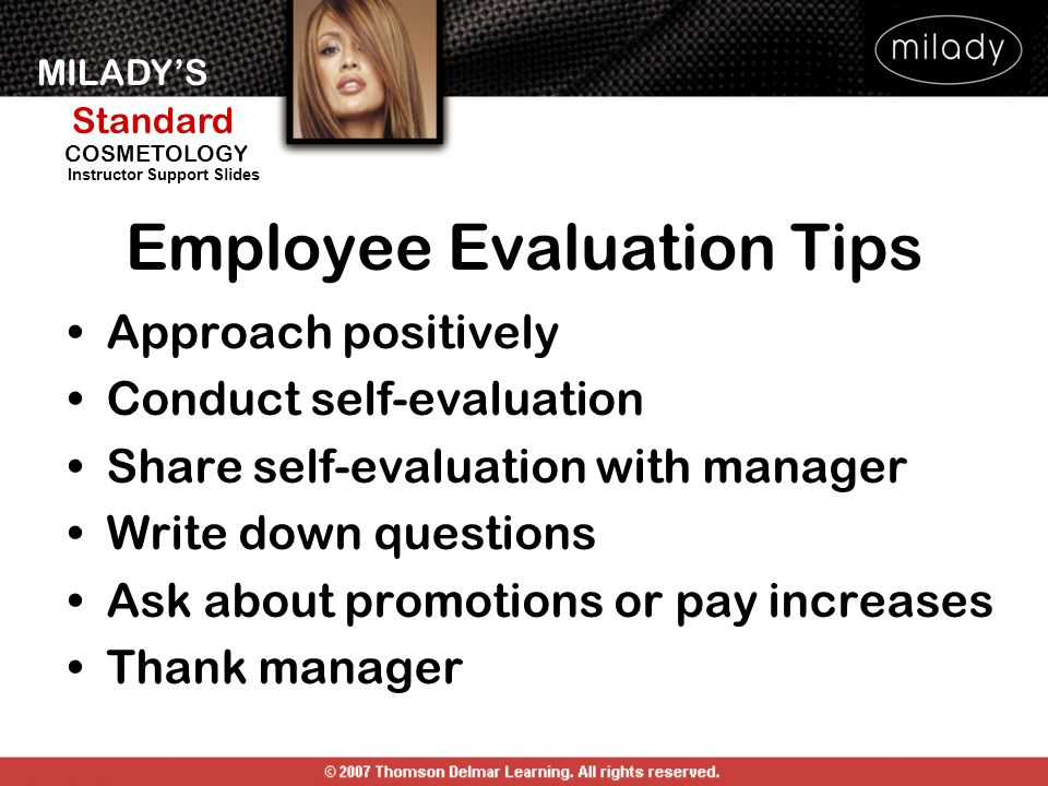 Employee Evaluation Tips