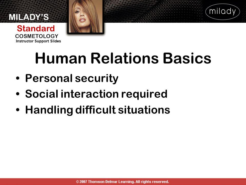 Human Relations Basics
