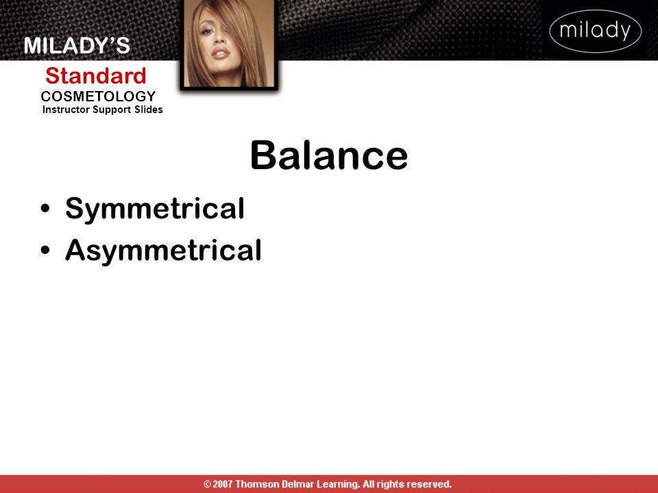 Balance Symmetrical Asymmetrical