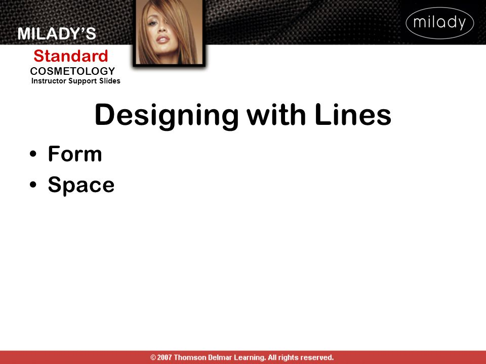 Designing with Lines Form Space