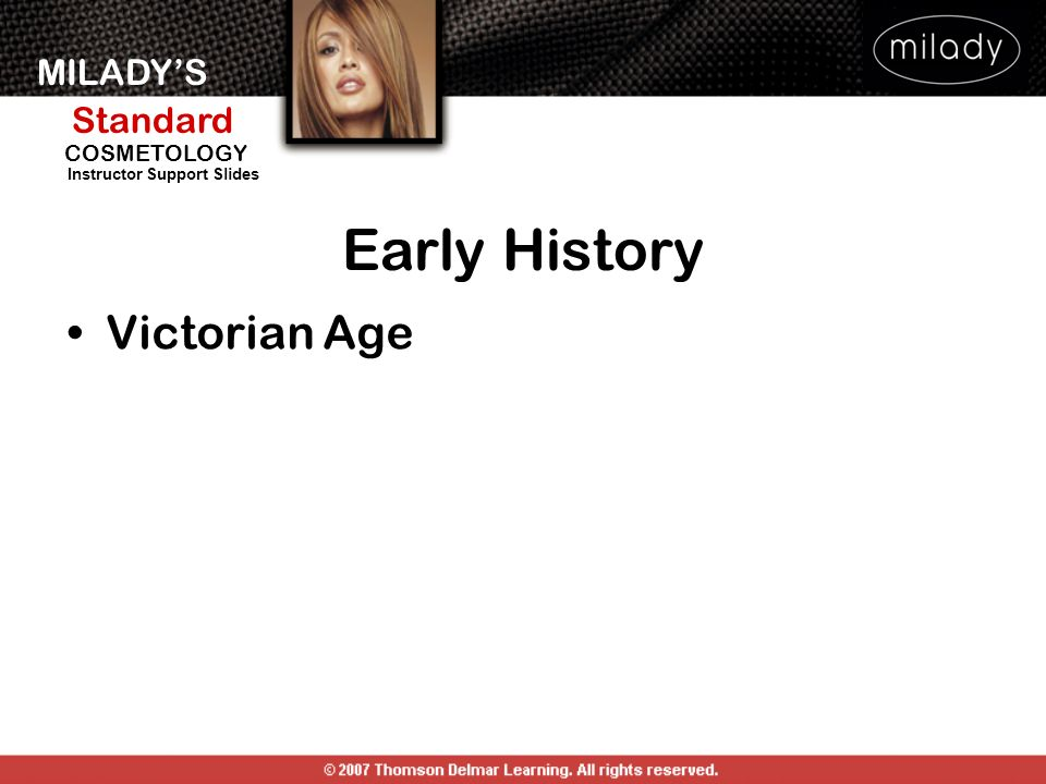 Early History Victorian Age
