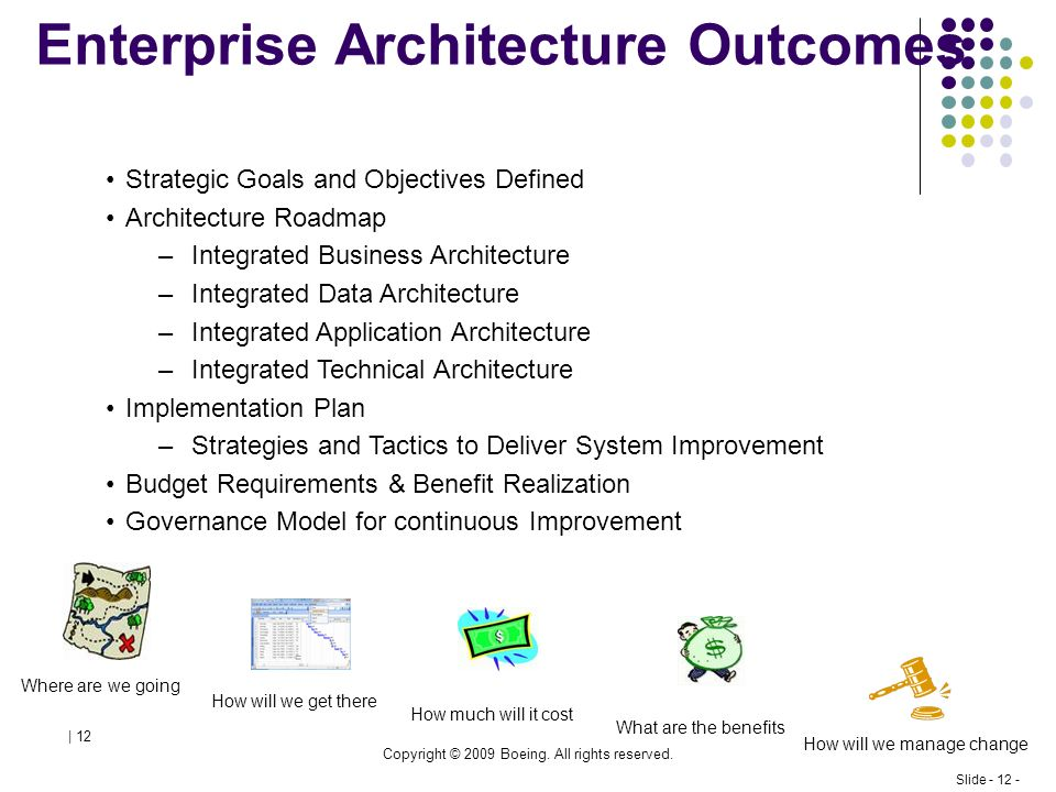 The challenge of it business alignment ppt video online for Enterprise architecture definition
