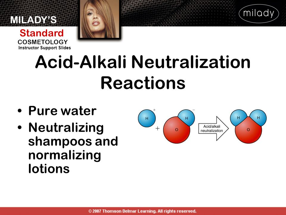 Acid-Alkali Neutralization Reactions
