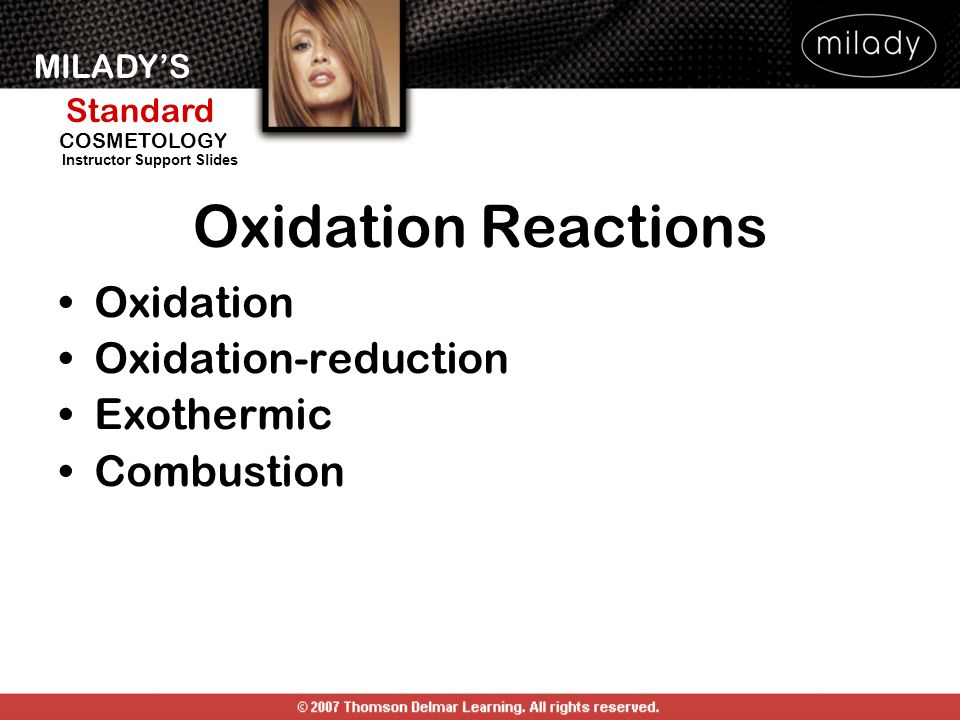 Oxidation Reactions Oxidation Oxidation-reduction Exothermic