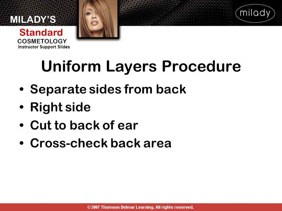Uniform Layers Procedure
