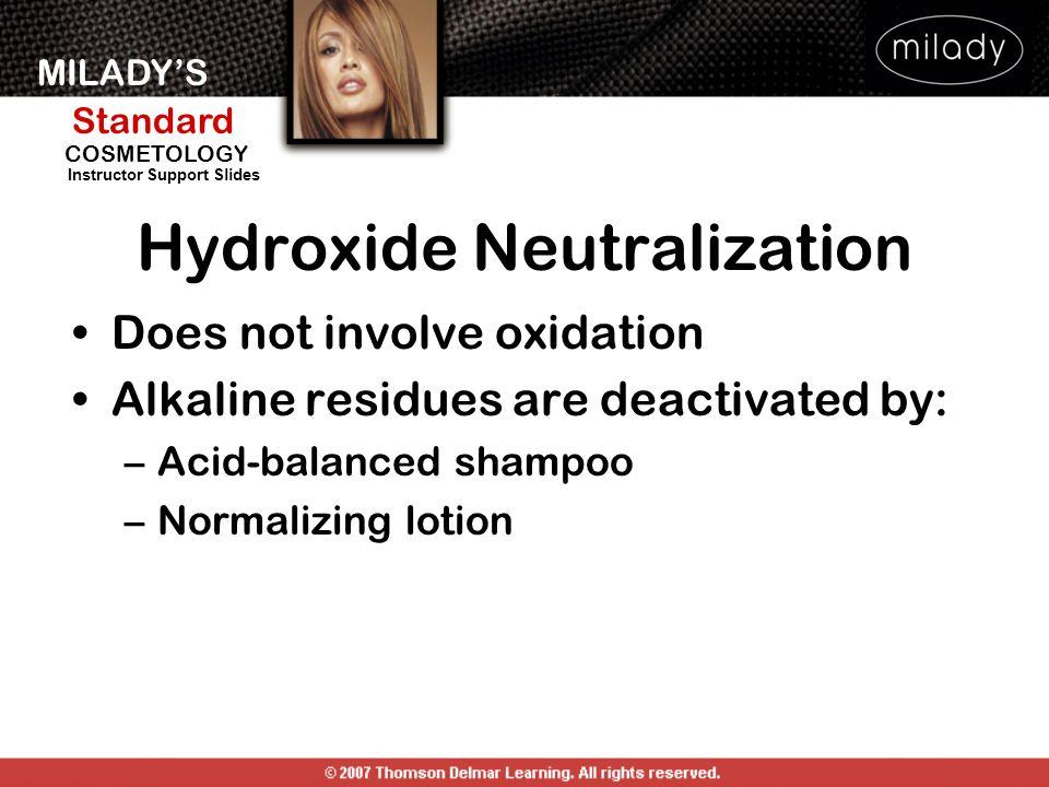 Hydroxide Neutralization
