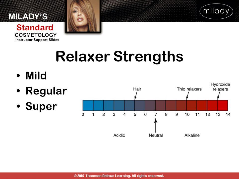 Relaxer Strengths Mild Regular Super