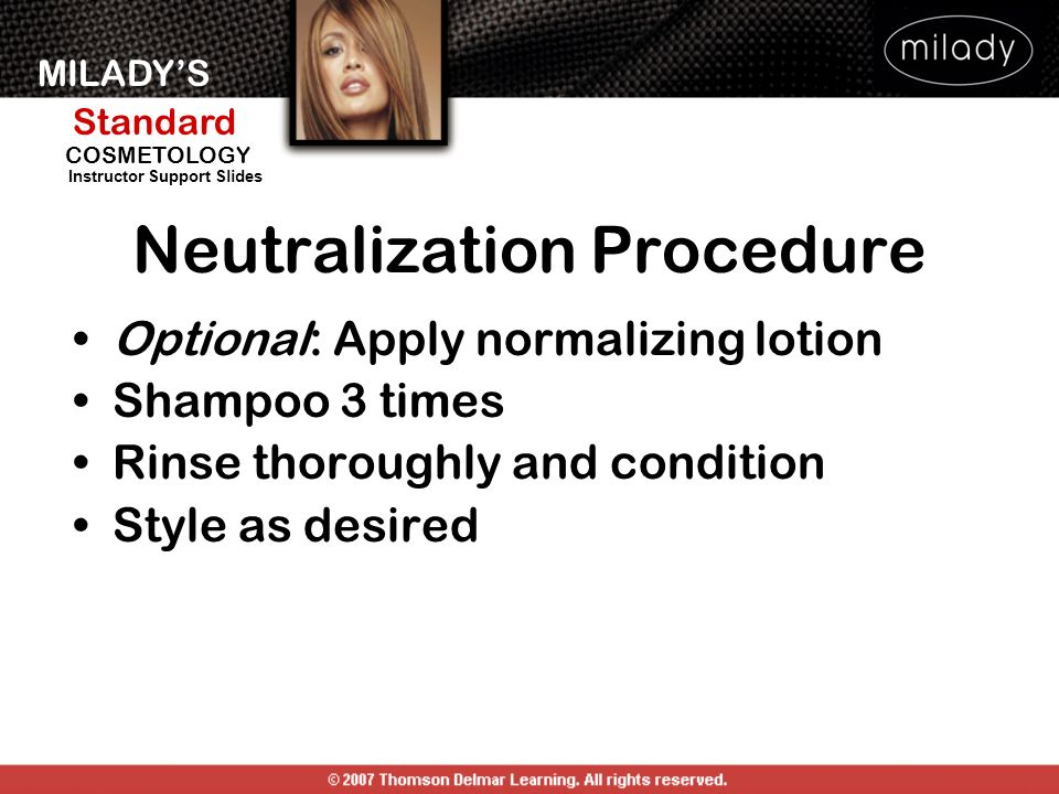 Neutralization Procedure