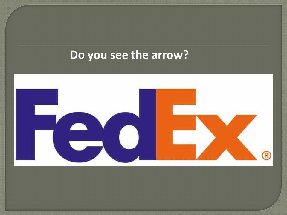 Do you see the arrow