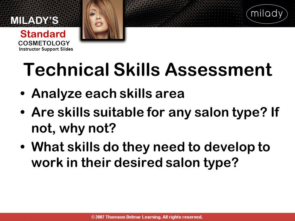 Technical Skills Assessment