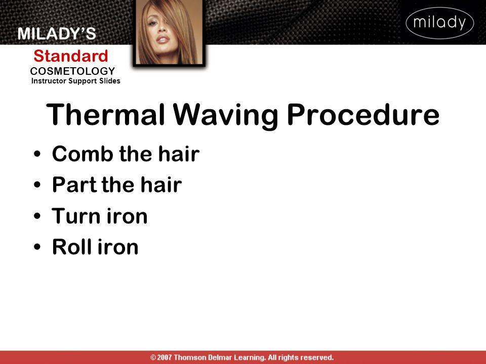 Thermal Waving Procedure