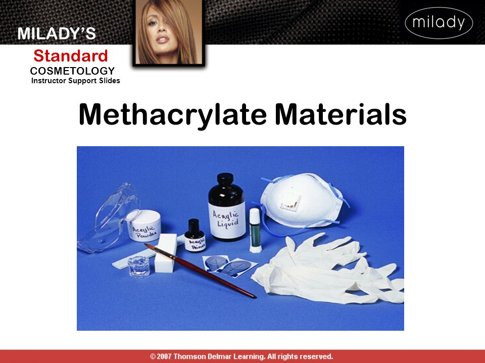 Methacrylate Materials