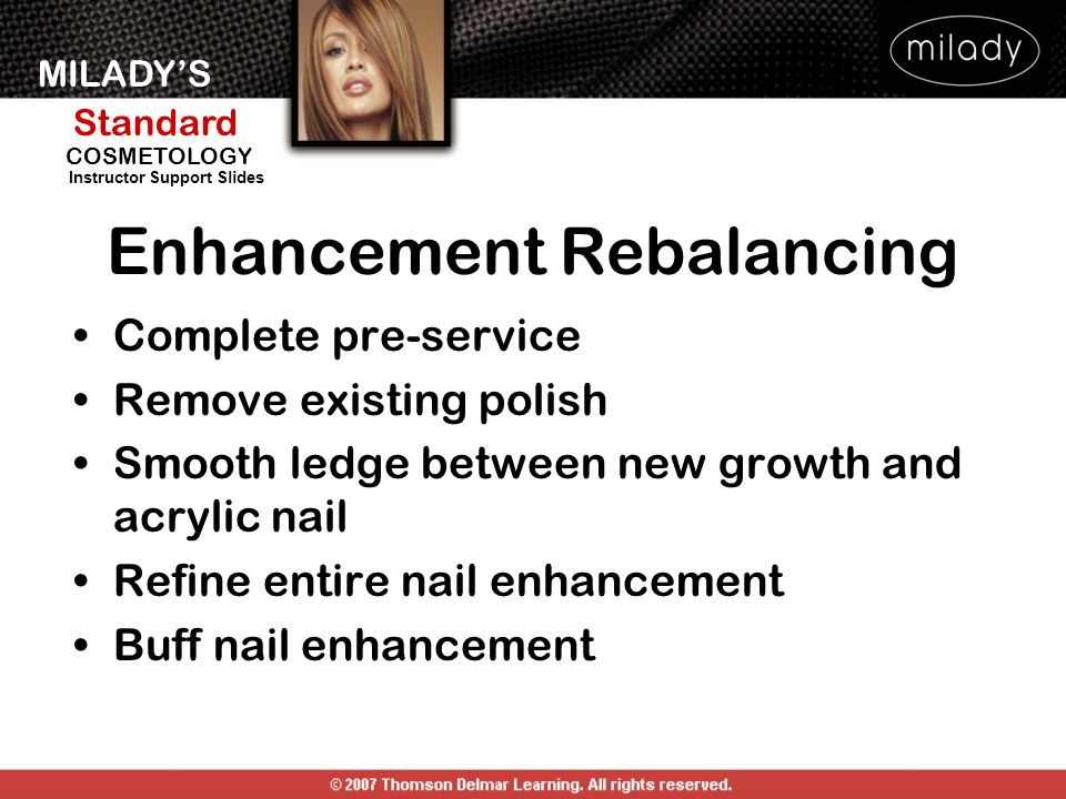Enhancement Rebalancing