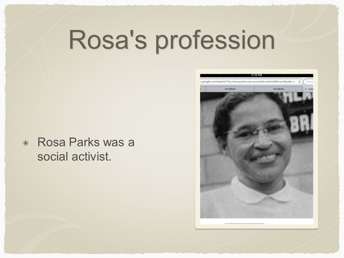 rosa parks an activist essay Of times the life parks biography of rosa and a free shipping on qualifying offers follow the accomplishments of civil rights activist rosa parks, and learn vs and other essays anarcho capitalism anarchism how her refusal to give up her seat on a montgomery bus helped end public segregation, at a year.