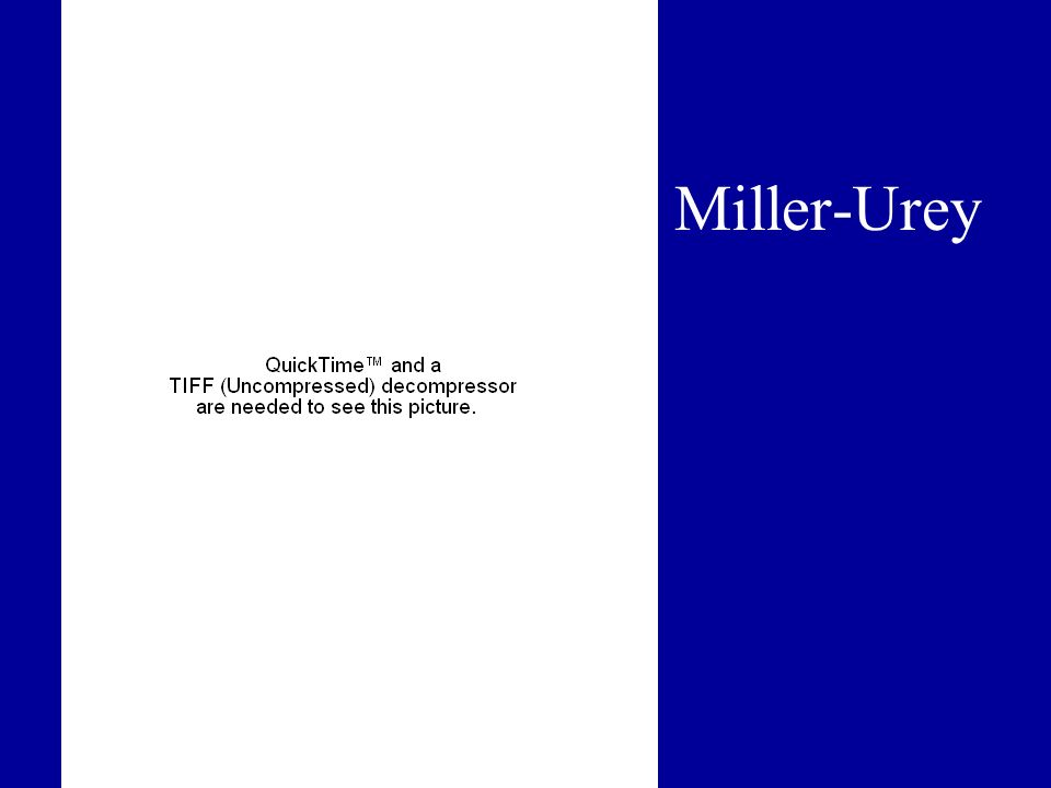 Miller-Urey