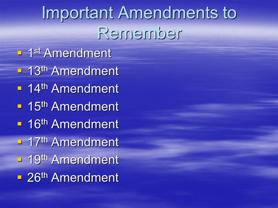 significance of 13th 14th 15th amendments What is the 15th amendment in simple terms  primary documents of 15th amendment summary, significance & facts  amendments - 13th, 14th, 15th,.