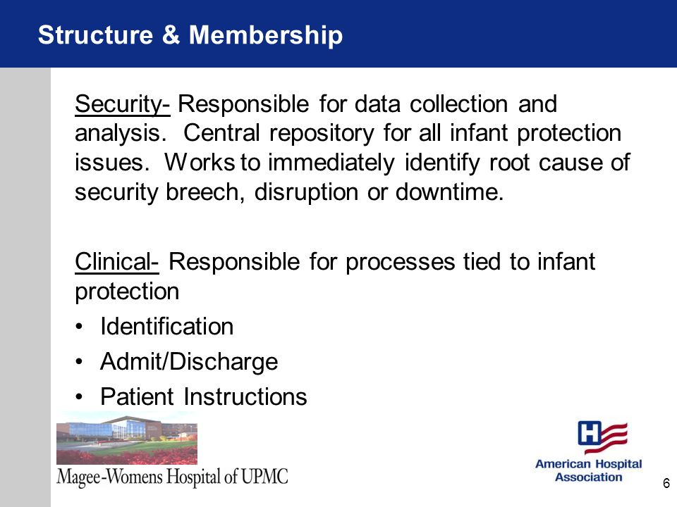 Structure & Membership