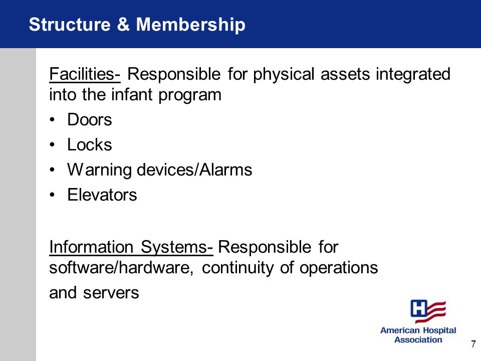 Structure & Membership