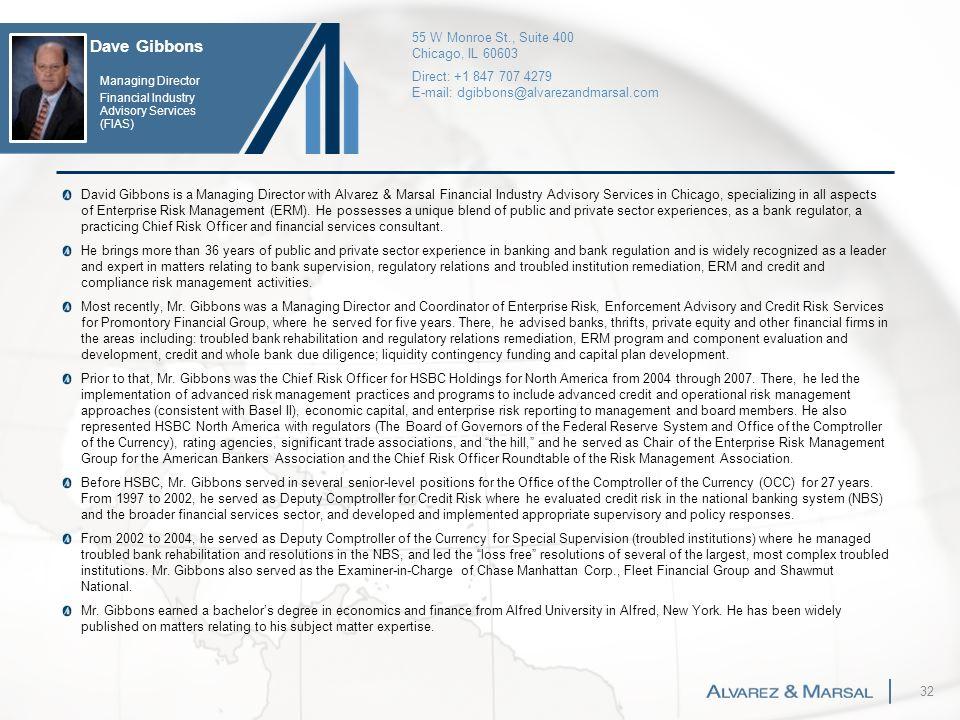 Heightened Risk Management Standards Risk Management