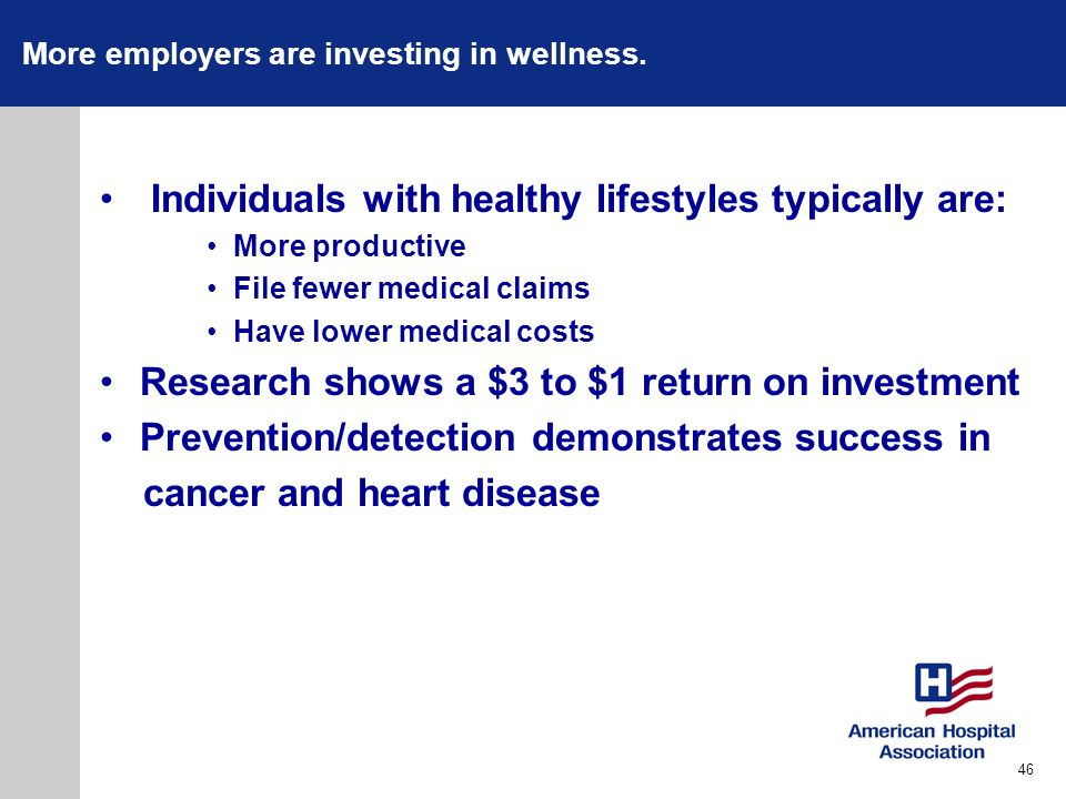 More employers are investing in wellness.