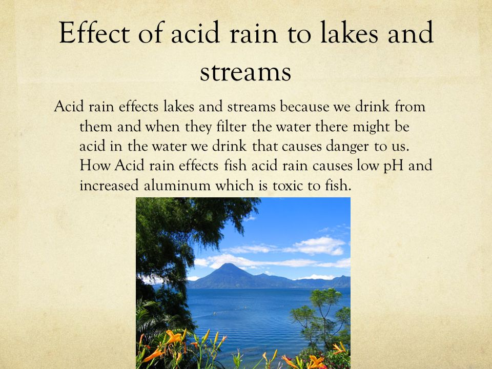 history of acid rain in the This is an example of animation i tried out no copyright intended.