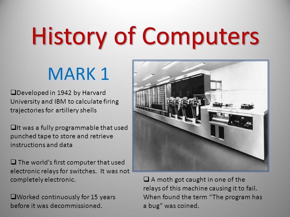 history of electronic age in computers In 1943, the worlds first electronic computer was created however  to  understand their relationship, let us look at the history of voice telephony  according to.