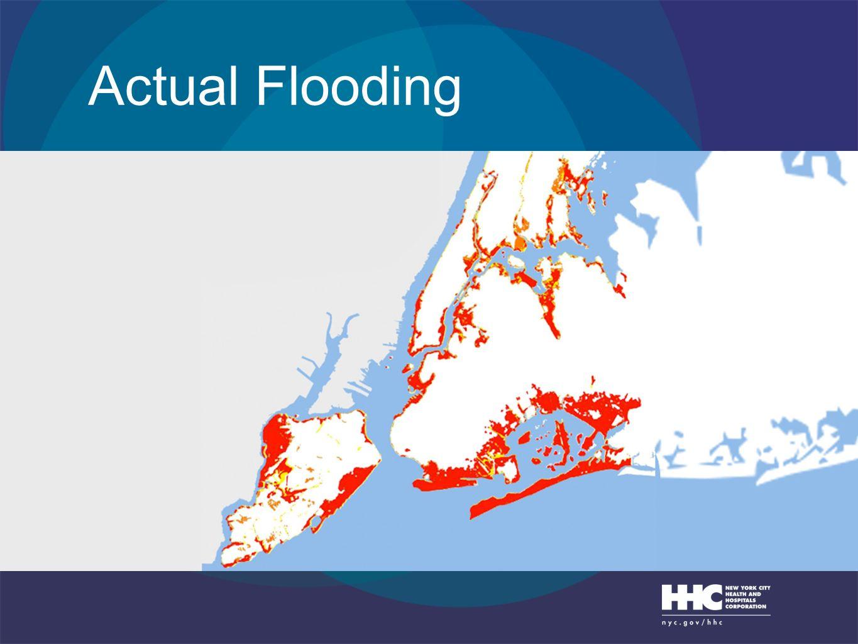 Actual Flooding
