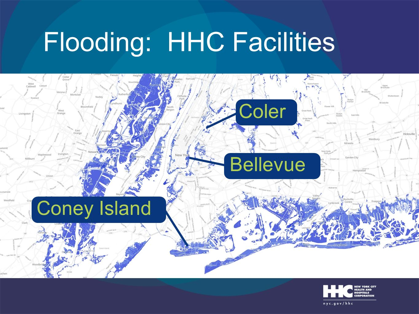 Flooding: HHC Facilities