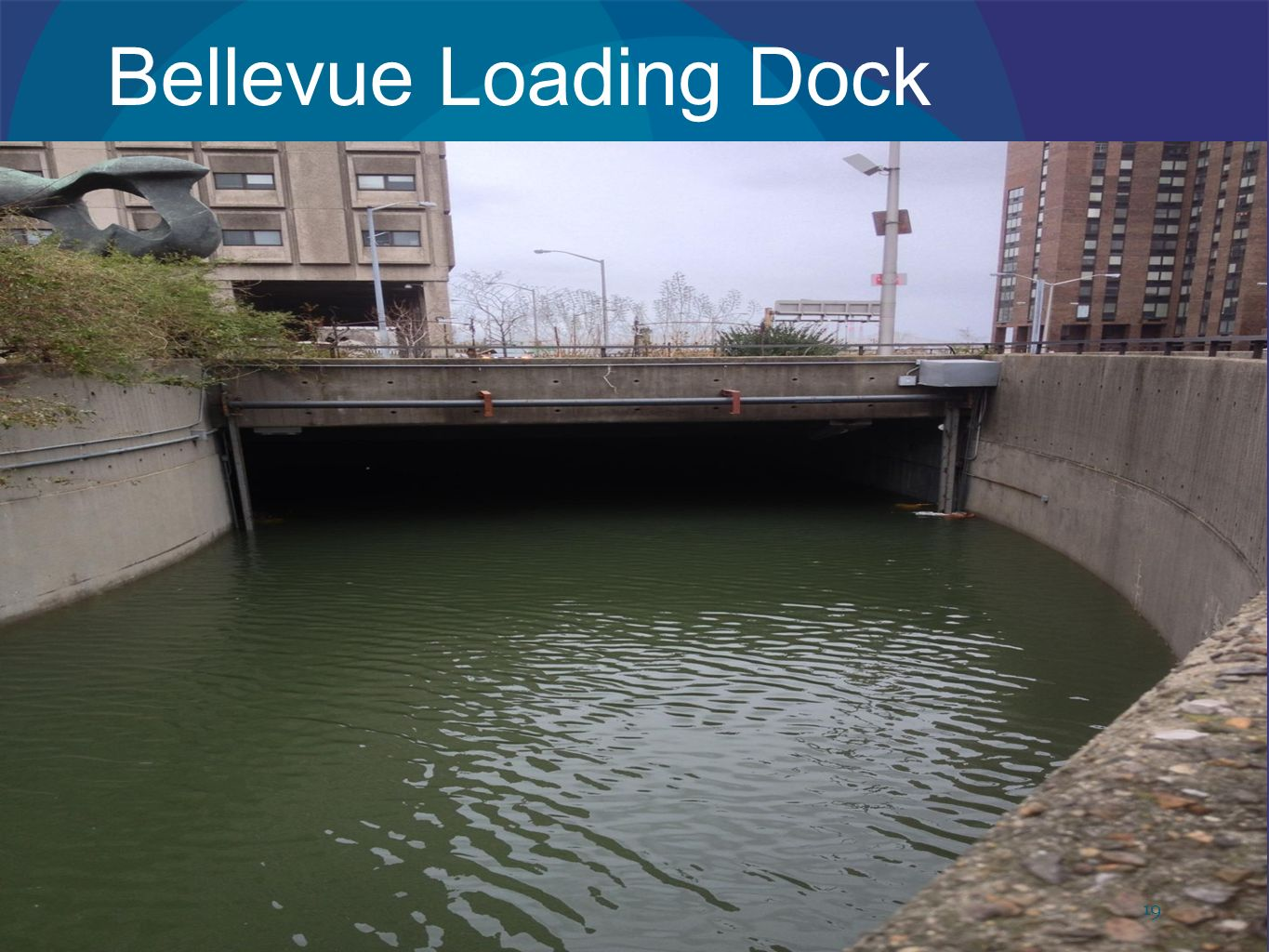 Bellevue Loading Dock