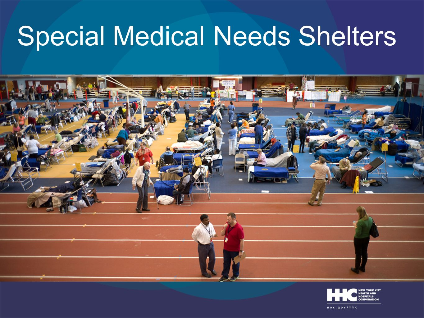 Special Medical Needs Shelters