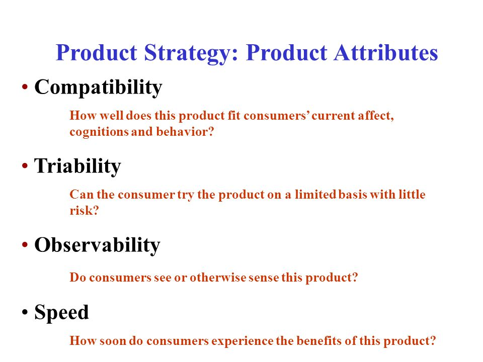 Chapter  Consumer Behavior And Product Strategy  Ppt Video