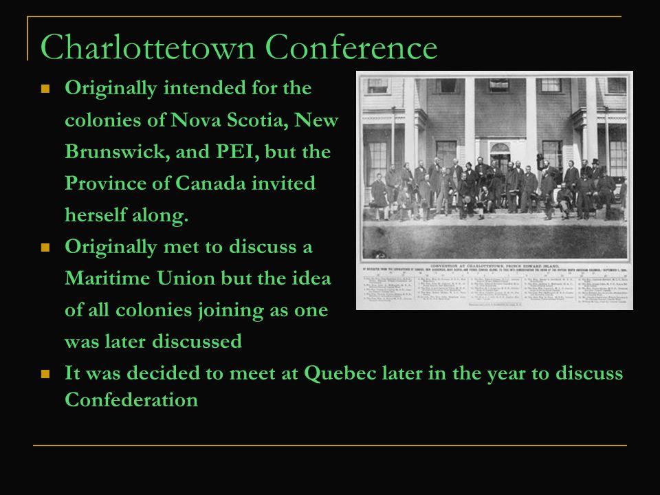 nova scotia should join the canadian confederation essay