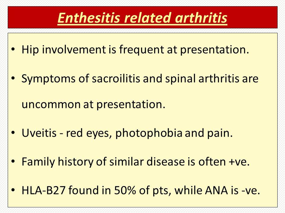 Juvenile Idiopathic Arthritis (JIA) - ppt download