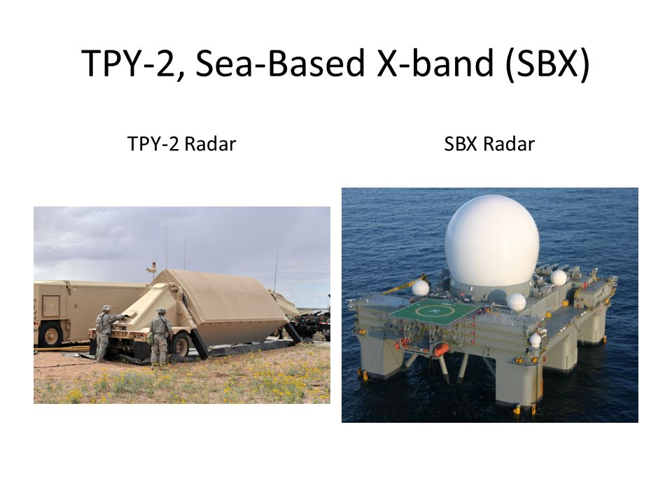 TPY-2, Sea-Based X-band (SBX)