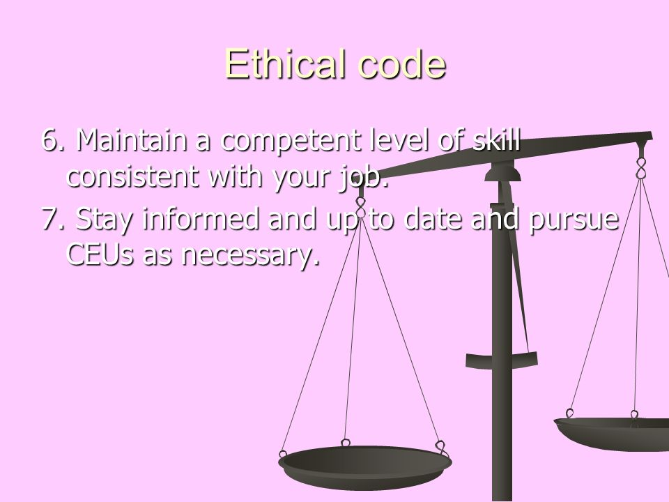 factors in the ethical codes in research Research on codes of ethics,  factors refer to organization specific properties  ethical codes of conduct and organizational context 187.